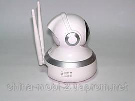 Управляемая поворотная 360' камера c WiFi IP APP сигнализацией P2P CIPC-GC13HF ночная подсветка  видеоняня , фото 2