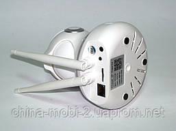Управляемая поворотная 360' камера c WiFi IP APP сигнализацией P2P CIPC-GC13HF ночная подсветка  видеоняня , фото 3