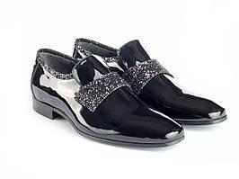 Туфлі Etor 14455-11564-12 чорні