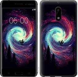 "Чехол на Nokia 6 Навстречу приключениям ""3492c-898-328"""