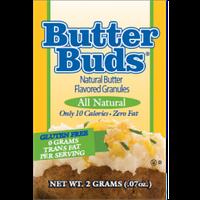Масло сливочное в гранулах Butter Buds 0 жира