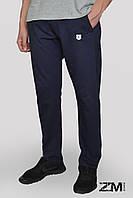 Мужские трикотажные спортивные штаны bestwask c логотипом