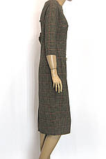 Жіноча сукня в клітинку  Burberry сезон осінь-зима, фото 3