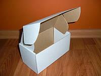 Картонная коробка 200х100х100 белая