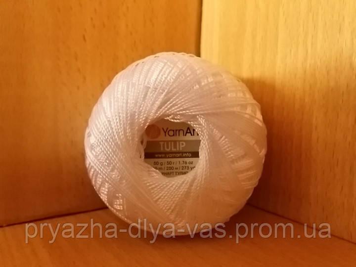 YarnArt Tulip beyaz