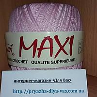100% мерсеризованный хлопок (100г/565м)Altin Basak MAXI 3051(розовый меланж)