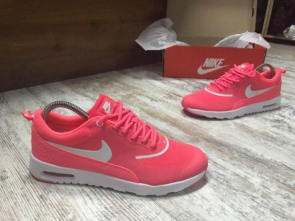 Nike Air Max Thea pink  (реплика)  36  размер