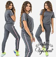 Купить Женские спортивные костюмы размеры 42-46 оптом по низким ... fb7d202a152