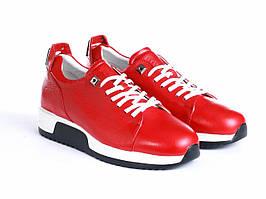 Кроссовки Etor 8768-859-1 41 красные
