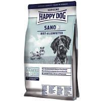 Happy Dog Sano N - полноценный диетический корм для взрослых собак при патологии печени, 1 кг