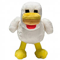 """Игрушка Курица из Minecraft - """"Chicken"""" 19 см"""
