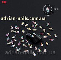 Фигурные камни сваровски для дизайна ногтей  №4