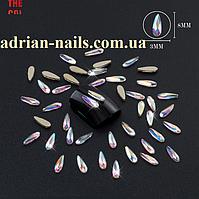 Фигурные камни сваровски для дизайна ногтей  №3