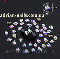 Фигурные камни сваровски для дизайна ногтей №2
