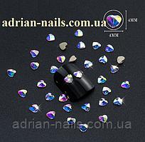 Фигурные камни сваровски для дизайна ногтей  №1