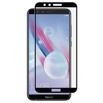 Защитное стекло Andser на весь экран (с клеем по всей поверхности) для Huawei Honor 9 lite цвет Black, фото 2
