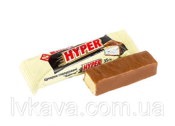 Батончик глазированный Hyper , 35 гр
