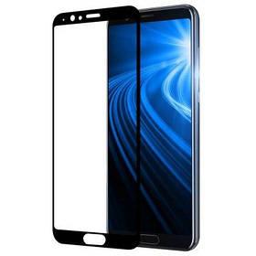 Стекло Full Coverage для Huawei Honor V10 цвет Black