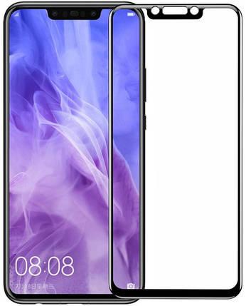 Стекло Full Coverage для Huawei P Smart Plus цвет Black, фото 2