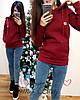 Женский спортивный костюм с капюшоном в расцветках. МЛ-11-0918, фото 4