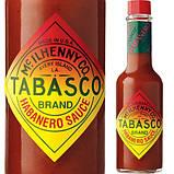 Соус из острого перца Хабанеро Tabasco Habanero Sauce, 60 мл, фото 3