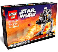 Конструктор LEPIN STAR WARS, аналог LEGO Шагоход Империи 85 предметов, фото 1