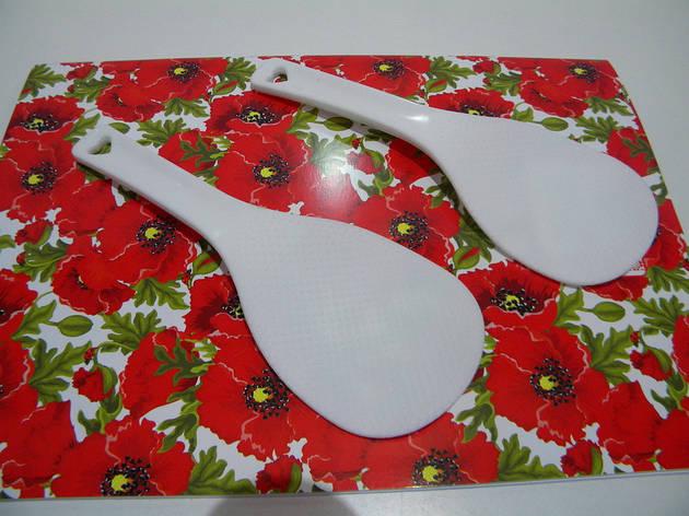 Лопатка пластик для мультиварки 2 шт /наб 11708, фото 2