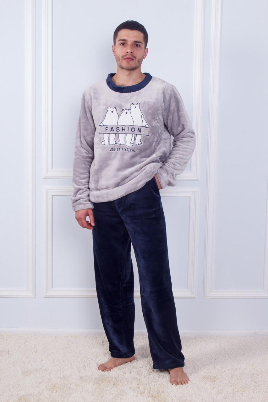 ff3a61d1b62d Пижама мужская тёплая , цена 850 грн., купить в Харькове — Prom.ua  (ID#211359959)