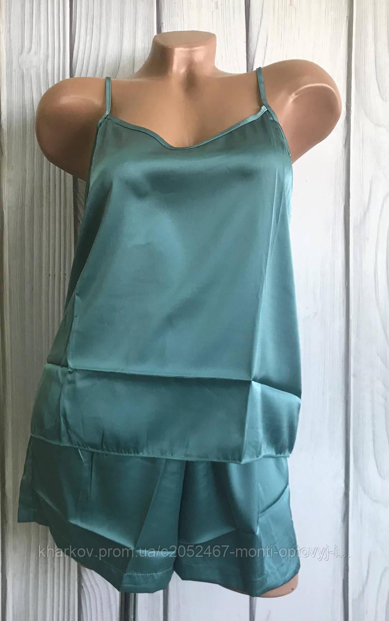 Жіноча піжама майки і шорти розмір L