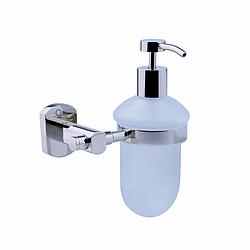 Дозатор для жидкого мыла Q-tap Liberty CRM 1152 (хром)