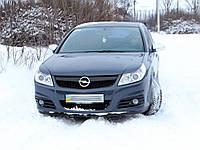 "Реснички на фары Opel Vectra C (2005-2009) ""Facelift"" / Опель Вектра С"