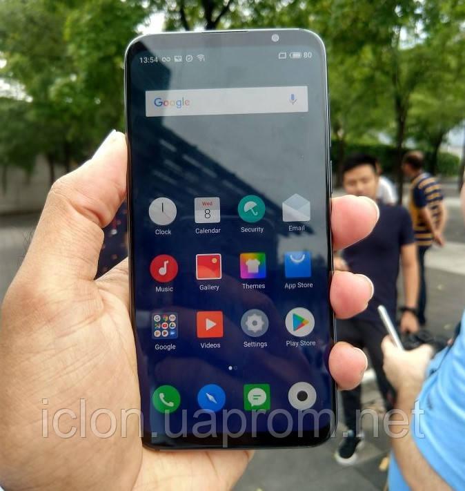 Оригинал Meizu 16/Meizu 16 Plus Snapdragon 845*6/8Gb RAM+64/128/256Gb ROM