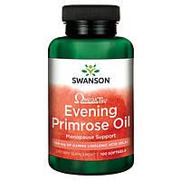Масло примулы вечерней (энотеры) / Evening Primrose Oil, 1300 мг 100 мягких капсул