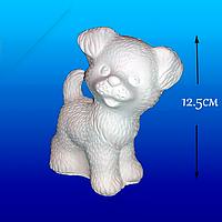 Набор для творчества, Гипсовая 3D раскраска Щенок №16 009488