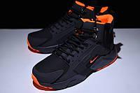 Мужские зимние кроссовки Nike Huarache Winter Acronym