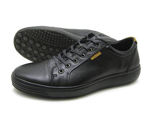 Кроссовки мужские ecco Sneaker  Black 58dcb900a90