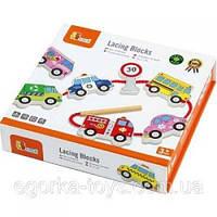 Развивающая игрушка Viga Toys Автотранспорт (59851)