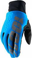 Зимние мото перчатки RIDE 100% BRISKER Hydromatic Glove [Blue], M (9)