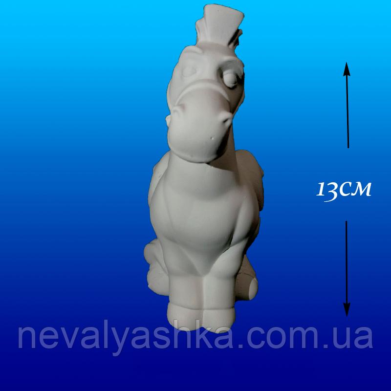 Набор для творчества, Гипсовая 3D раскраска Конь Минимус №13 009485