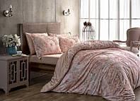 Комплект постельного белья TAC didgital Blanche сатин 220-200см, фото 1