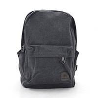 Повседневный мужской рюкзак черный