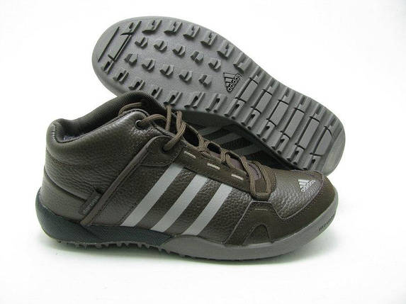 Ботинки зимние мужские Adidas Doroga мех, фото 2