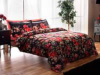 Комплект постельного белья TAC didgital Despina сатин 220-200см, фото 1