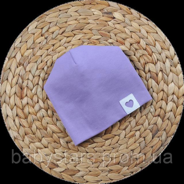 осенняя шапочка для новорожденного