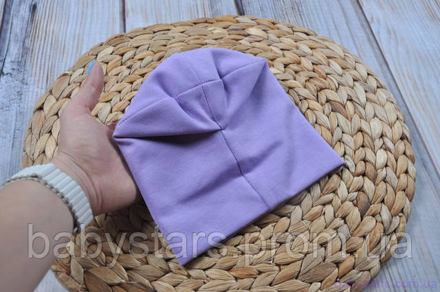 осенние шапочки для детей