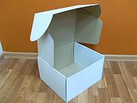 Картонная коробка 320х290х190 белая