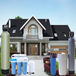 Фільтри води для приватного будинку