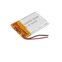Аккумулятор литий-полимерный 502535, 500mAh, 3.7V