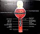Портативный караоке-микрофон WS-878 с подсветкой, фото 9