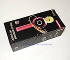Портативный караоке-микрофон WS-878 с подсветкой, фото 10
